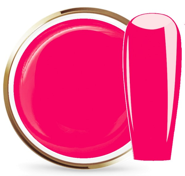 JUSTNAILS Farbgel Pink Margaritha