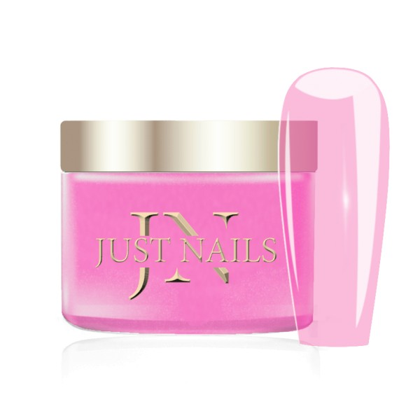 JUSTNAILS Premium Acryl Pulver - TRANSP. LOVE LIGHT 12g