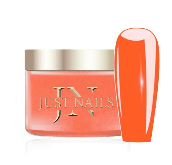 JUSTNAILS Premium Acryl Pulver - NEON MELON MUSE 12g