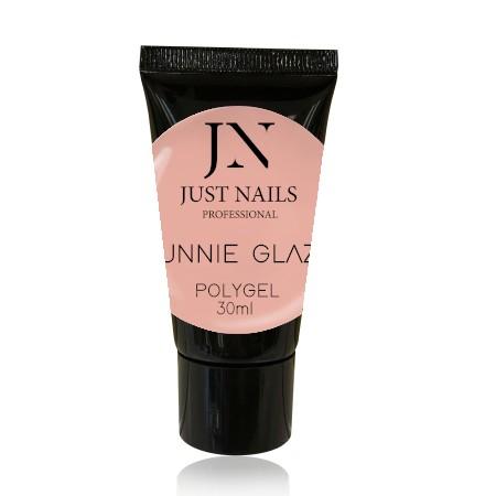 JUSTNAILS Polygel - Hunnie Glaze 30ml