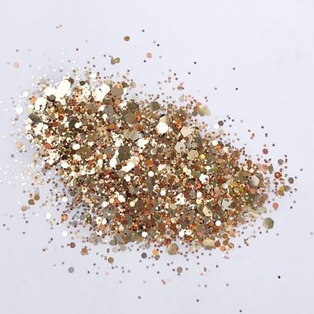 JUSTNAILS Glitter Anubis