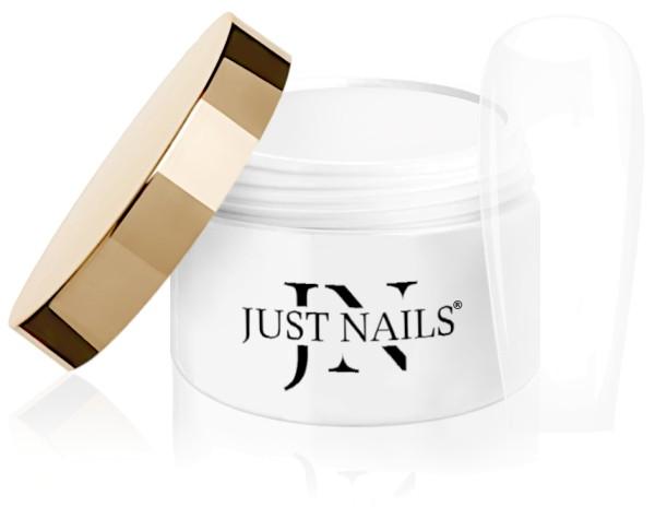 JUSTNAILS 1- Phasen-Gel Premium LUX Sculpe Milky