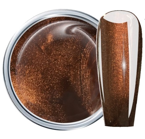 JUSTNAILS Farbgel Chocolate Mousse