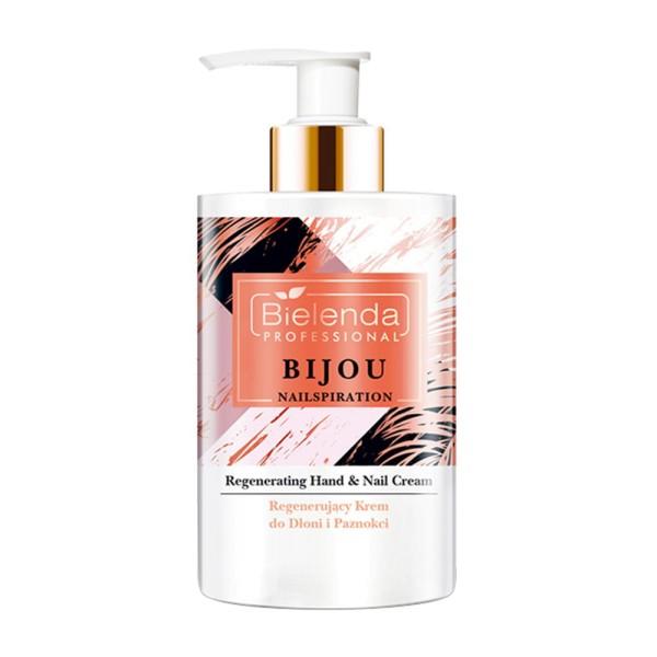 BIELENDA Professional Hand & Nail Care Cream - BIJOU 300ml