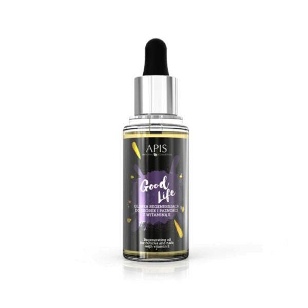 APIS Professional Cuticle & Nail Oil - Good Life 30ml