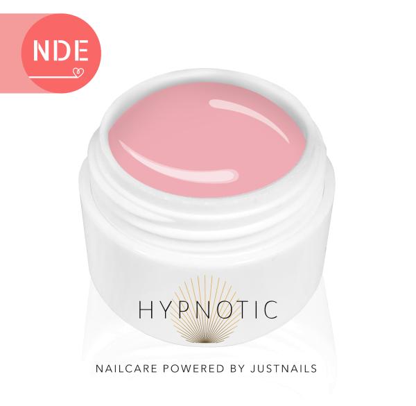 NDE 1 Phasen Gel - extrem dickviskos pink klar HYPNOTIC - Lucy
