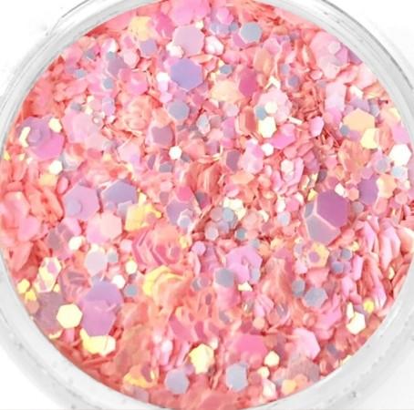 JUSTNAILS Glitter Malou