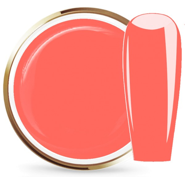 JUSTNAILS Farbgel Neon Pam