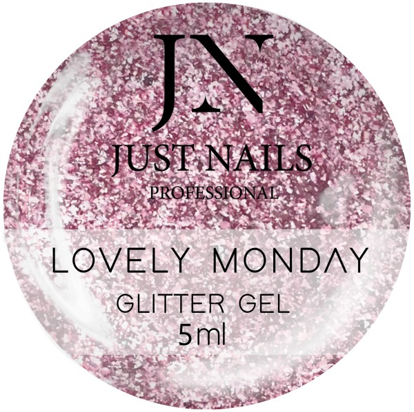 Lovely Monday - Chrome Effect Gel