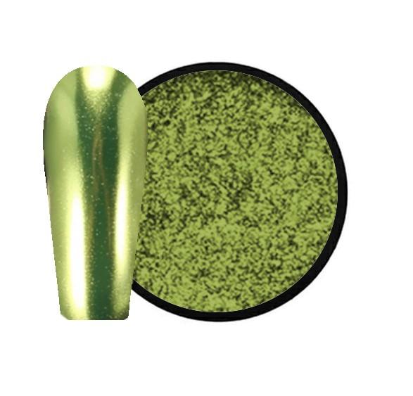 JUSTNAILS Mirror-Glow Nagel Pigment - Freshman